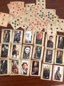 Game of Thrones - Playing Cards - Games - TheGeekLeak.com