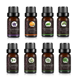 100% Pure Plant Essential Oils For Aromatherapy Diffusers -  - TheGeekLeak.com