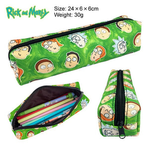 Rick and Morty -  Pencil Case - Accessories - TheGeekLeak.com