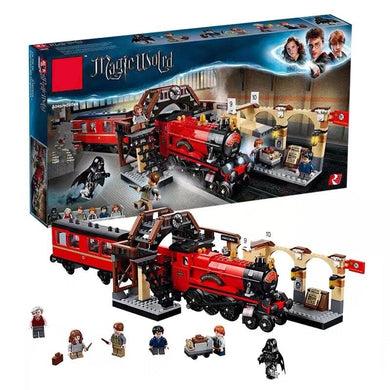 Harry Potter Hogwarts Express Set - Toys - TheGeekLeak.com