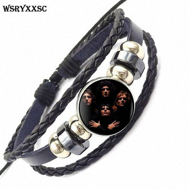 Queen Leather Bracelet - Jewelry - TheGeekLeak.com
