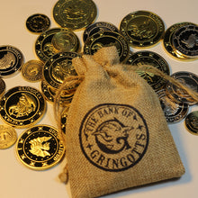 Load image into Gallery viewer, Gringotts Wizarding Bank Coin Bag - Toys - TheGeekLeak.com