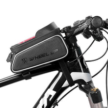 Load image into Gallery viewer, Bicycle Handlebar Waterproof Touchscreen Phone Case w/ Storage - Phone Case - TheGeekLeak.com