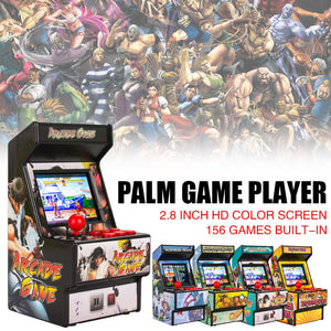 Mini arcade handheld game console classic retro game console 16-bit with TV connection - Games - TheGeekLeak.com