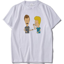 Load image into Gallery viewer, Beavis And Butt-head T-Shirt - Clothing - TheGeekLeak.com