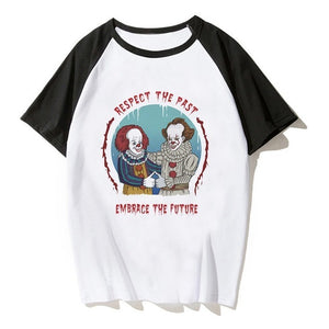 IT Pennywise T-shirt - Clothing - TheGeekLeak.com