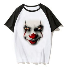 Load image into Gallery viewer, IT Pennywise T-shirt - Clothing - TheGeekLeak.com