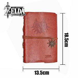 Zelda Majora's Mask Journal - Journal - TheGeekLeak.com