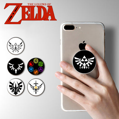 Zelda Airbag Phone Bracket - Accessories - TheGeekLeak.com