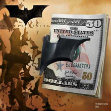 Load image into Gallery viewer, Batman Folding Magnetic Money Clip - Money Clip - TheGeekLeak.com