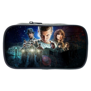 Stranger Things Pencil Case / Cosmetic Bag - Accessories - TheGeekLeak.com