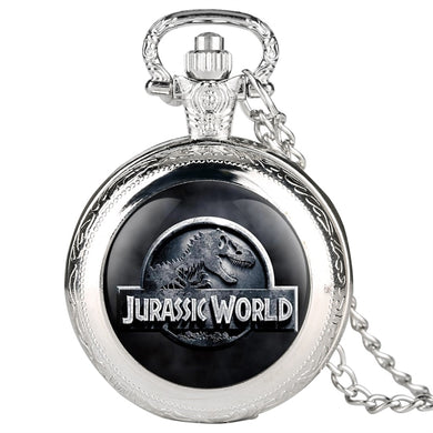 Jurassic World Pocket Watch - Watch - TheGeekLeak.com