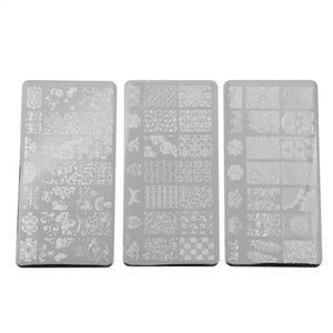 Nail Art Stamping Kit - Beauty - TheGeekLeak.com