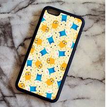 Load image into Gallery viewer, Adventure Time iPhone Silicone Case - Accessories - TheGeekLeak.com