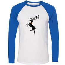 Load image into Gallery viewer, Game of Thrones - House Baratheon Long Sleeve Shirt - Clothing - TheGeekLeak.com
