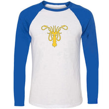 Load image into Gallery viewer, Game of Thrones - House Greyjoy Long Sleeve Shirt - Clothing - TheGeekLeak.com