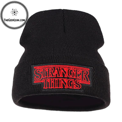 Stranger Things Beanie - Clothing - TheGeekLeak.com