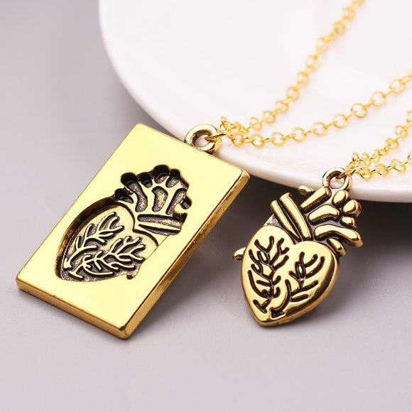 2 PC/Set Yolot - Necklace