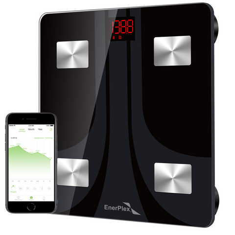 Bluetooth Compatible Digital Bathroom Scale