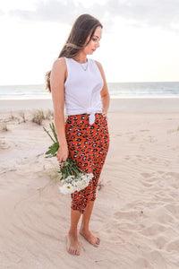 THE WREN SKIRT - WILD