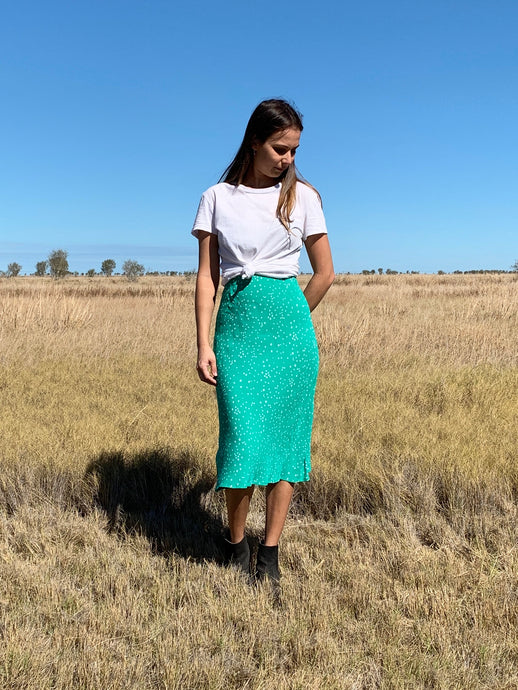 THE WREN SKIRT - STARS