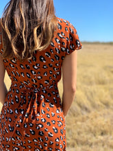 Load image into Gallery viewer, THE HATTIE DRESS - WILD