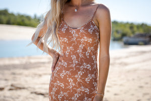THE FLORENCE DRESS - FLORAL