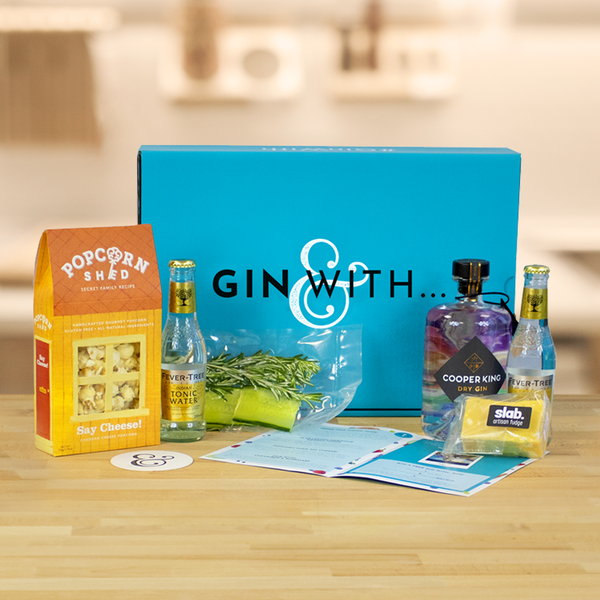 Yearly Gin With... Gift Subscription