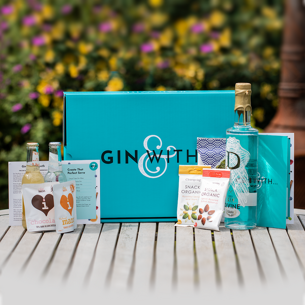 Quarterly Gin With... Gift Subscription