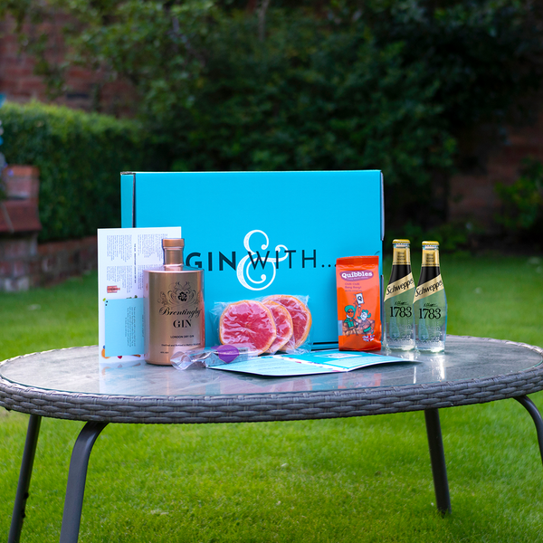 Quarterly Gin Subscription (Pay Yearly)