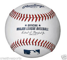 Unsigned Item - Official Major League Baseball