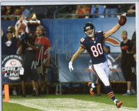 MARC MARIANI Autographed 8x10 Photo #2 Chicago Bears