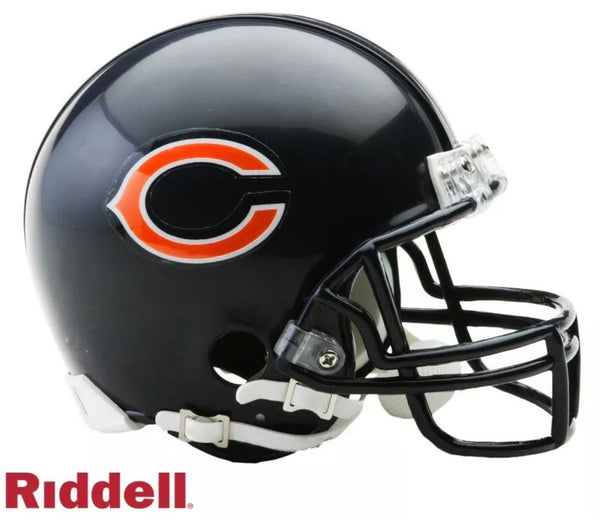 Unsigned Item - Riddell Chicago Bears Mini Helmet