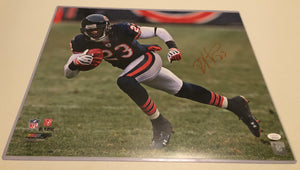 DEVIN HESTER Autographed 16x20 Photo #1 Chicago Bears JSA COA