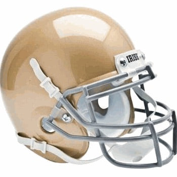 Unsigned Item - Schutt Notre Dame Fighting Irish Mini Helmet