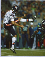 PAT O'DONNELL Autographed 8x10 Photo #1 Chicago Bears