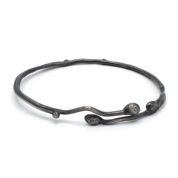 Quorra Winding Bangle