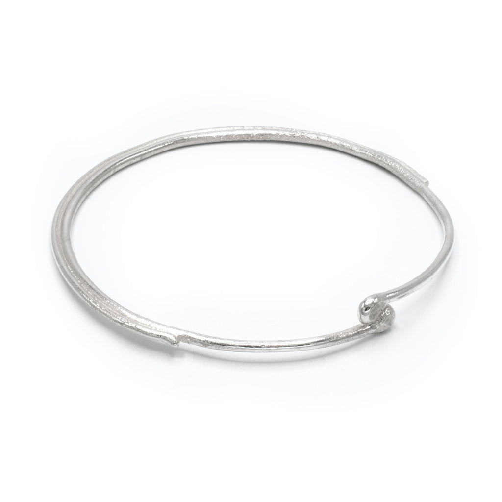 Quorra Tiered Bangle