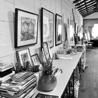 THE STUDIO SHED