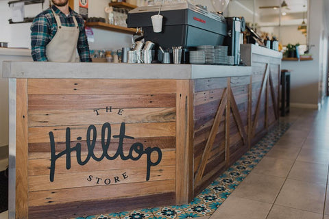 The Hilltop Store in Coffs Harbour.