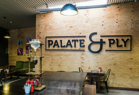 Palate & Ply Cafe in Coffs Harbour