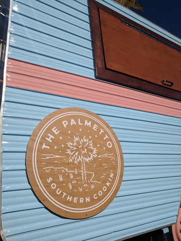 The Palmetto Food Truck in Coffs Harbour