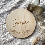 Engraved Name Signs