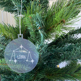 Zodiac Tree Ornament