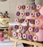 Acrylic Donut Wall - Rectangle