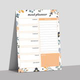 Meal Planner - White Board