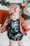 Children's Lola Floral Dress