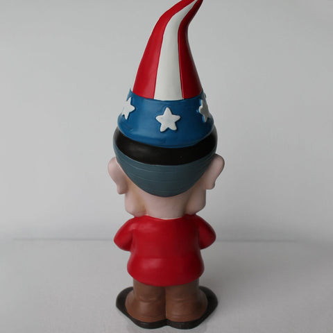 Romney Gnome Back