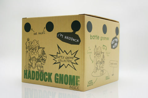 Sword Gnome Box Front
