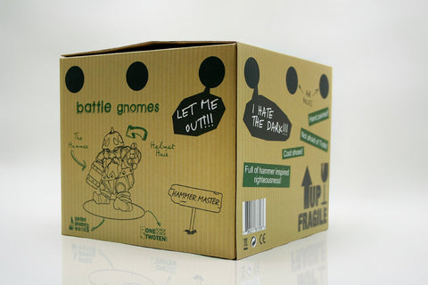 Hammer Gnome Packaging Only